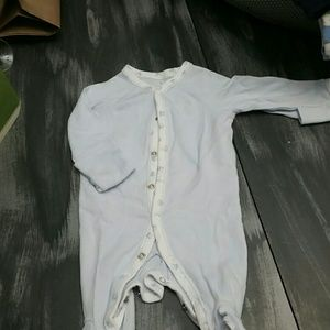 Ralph Lauren onesie footies newborn